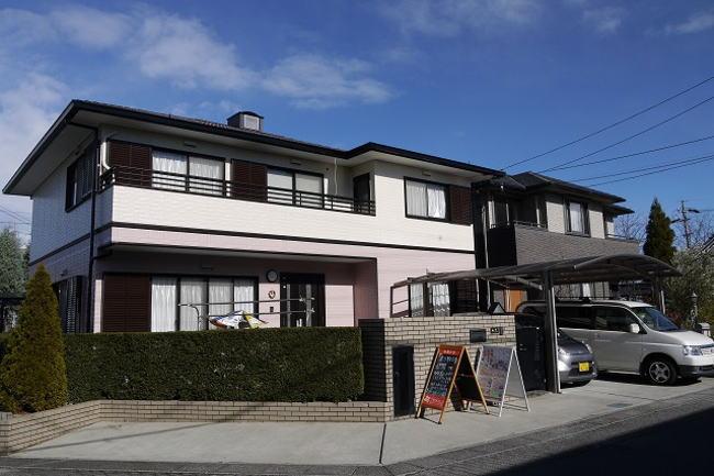 松阪市平成町Y様邸 屋根・外壁塗り替え工事 完成写真