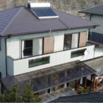 松阪市 I様邸 外壁屋根塗装・屋根葺き替え その他 完成写真