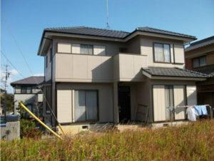 松阪市日丘町 N様邸 外壁塗装 完成写真